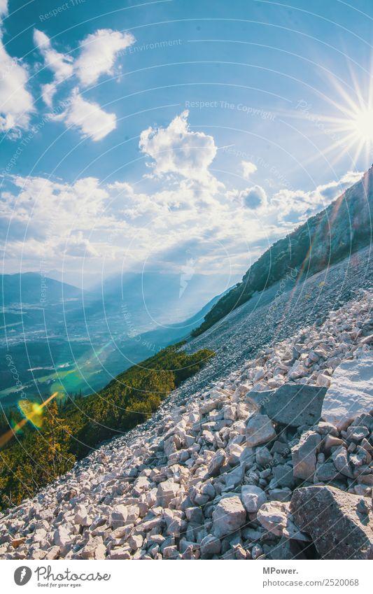 auf zum gipfel Mensch Natur Ferien & Urlaub & Reisen Erholung Wald Berge u. Gebirge Reisefotografie Umwelt Wege & Pfade Felsen Freizeit & Hobby wandern stehen
