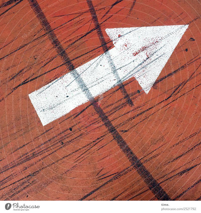 Lebenslinien #115 Verkehr Personenverkehr Fahrradfahren Schifffahrt Fähre An Bord ladeklappe Metall Linie Pfeil Streifen authentisch dreckig trashig ästhetisch