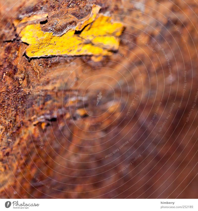 yellowstone Metall Kunst Industrie Baustelle Industriefotografie Zeichen Stahl Rost trashig skurril Container Recycling Lack Ornament Wandmalereien lackieren