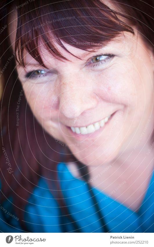 Weil es schön war | Chamansülz Lifestyle elegant Stil Gesicht Mensch feminin Junge Frau Jugendliche Erwachsene Kopf Auge 1 30-45 Jahre Lächeln lachen Blick