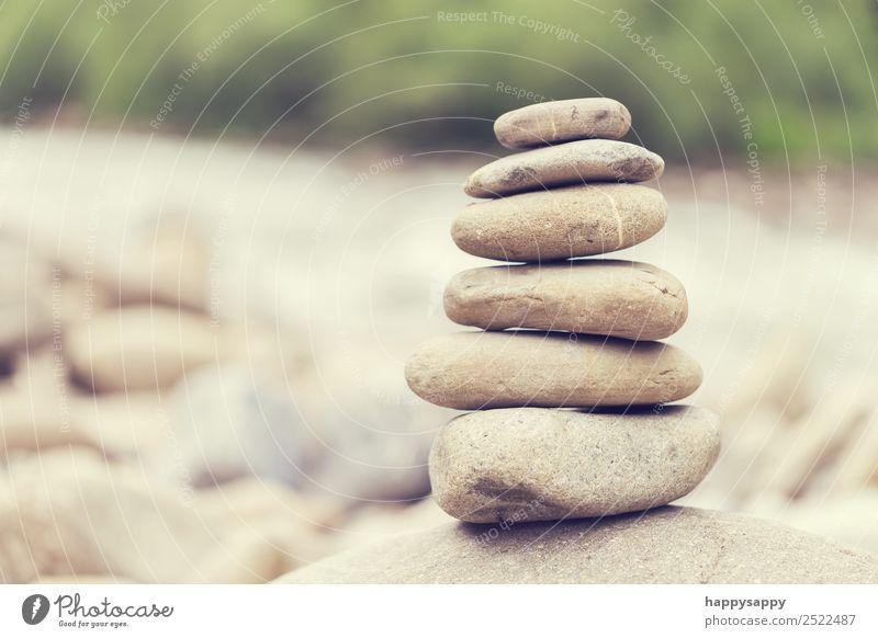 Steine Natur Erholung ruhig Gefühle Zusammensein Stimmung Zufriedenheit Kraft Kreativität Erfolg Idee Wellness Urelemente Zusammenhalt Frieden
