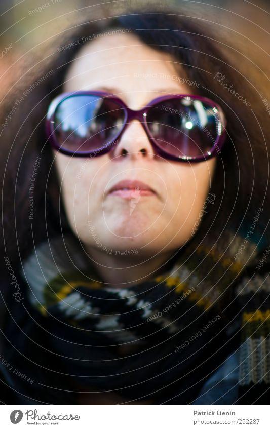 Cold as Ice Lifestyle elegant Stil Design schön Haare & Frisuren Haut Wellness Tourismus Ausflug Abenteuer Mensch Junge Frau Jugendliche Erwachsene Kopf 1