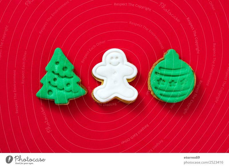 Weihnachtskekse Lebensmittel Dessert Süßwaren Gesunde Ernährung Ferien & Urlaub & Reisen Winter Dekoration & Verzierung Tisch Feste & Feiern