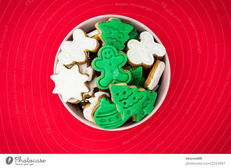 Weihnachtskekse Plätzchen Weihnachten & Advent Dekoration & Verzierung Lebensmittel Gesunde Ernährung Speise Foodfotografie Dessert Dezember Feste & Feiern