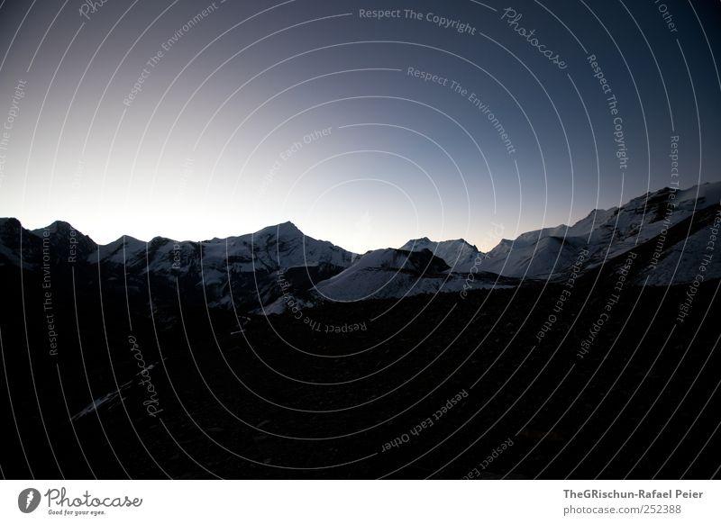 Thorong LA - Himalaya Himmel Natur Ferien & Urlaub & Reisen Landschaft Ferne Berge u. Gebirge Umwelt Bewegung Schnee Freiheit außergewöhnlich gehen Felsen