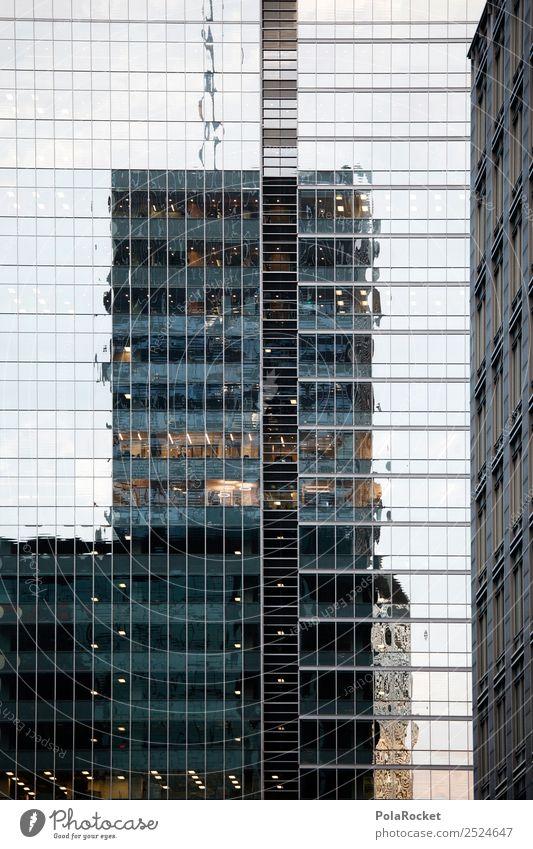 #A# Mirrors Kunst ästhetisch Fassade Fassadenverkleidung Fassadenbegrünung Reflexion & Spiegelung Glas Glasfassade Hochhaus Hochhausfassade Kanada Montreal