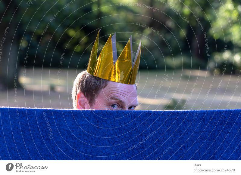 Kuckuck Mensch maskulin Leben 1 Park Krone beobachten lernen Neugier Freude Vorfreude Schutz Vorsicht Gelassenheit Selbstbeherrschung entdecken Erfahrung
