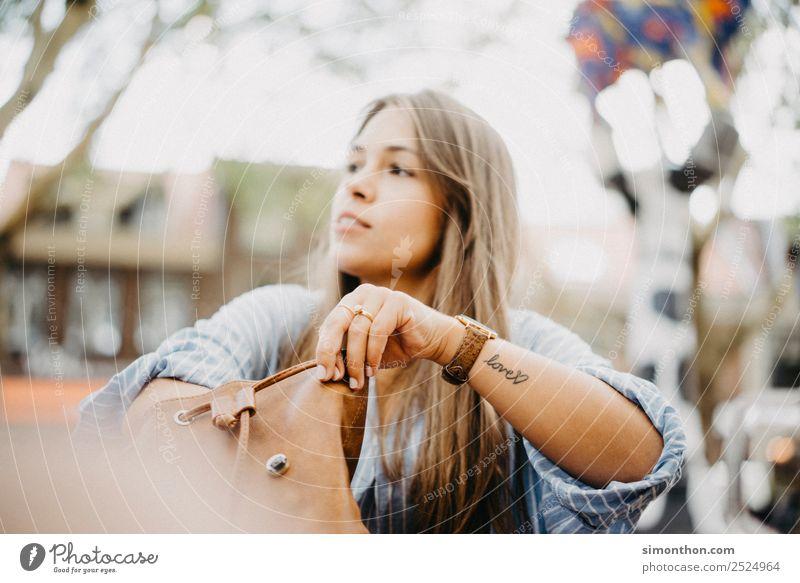 Love Lifestyle kaufen elegant Stil feminin 1 Mensch Tattoo Zufriedenheit Partnerschaft einzigartig Energie Erholung erleben Ferien & Urlaub & Reisen