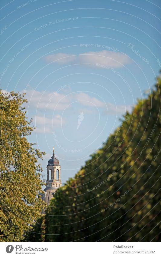 #A# Dresdner Sandsteindame Kirche ästhetisch Frauenkirche Religion & Glaube Kirchentag Dresden Sachsen Altstadt Kuppeldach Farbfoto mehrfarbig Außenaufnahme