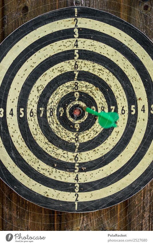 #S# Zielscheibe Spielzeug Freude Pfeile Dartpfeil Darts Treffer Vorsätze Sport-Training Spielen Kindheit grün Ring Muster üben Freizeit & Hobby Perspektive