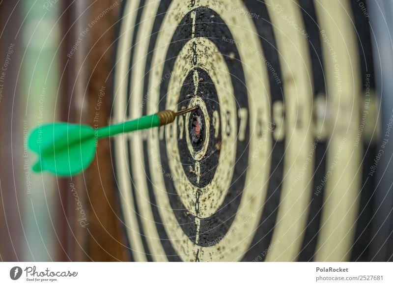 #S# Zielscheibe II Zeichen Glück Pfeil Dartpfeil Darts Spielzeug Erfolg kurz eng grün Spielsucht üben Punkt Treffer Kork Freizeit & Hobby Kampfgeist Dartscheibe