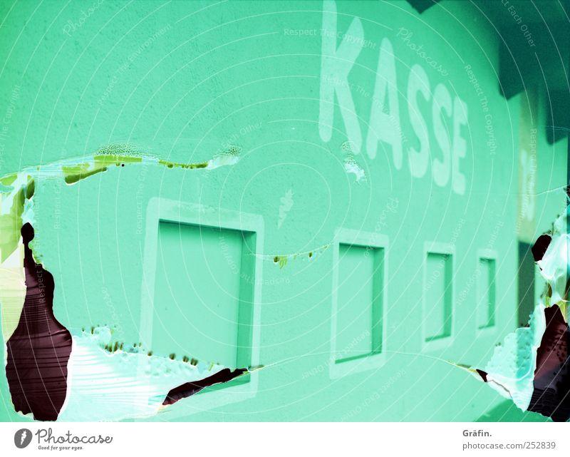 Bitte gehen sie weiter Tribüne Bauwerk Fenster Sehenswürdigkeit Avus Beton Schriftzeichen Ziffern & Zahlen Schilder & Markierungen Hinweisschild Warnschild