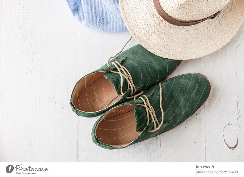 Kleidung und Accessoires für Männer Lifestyle kaufen elegant Stil Design Leben Ferien & Urlaub & Reisen Tisch Schere Maßband Mensch maskulin Mann Erwachsene