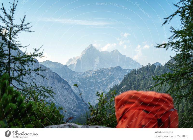 Ain't no mountain high enough! Wellness Zufriedenheit Erholung Ferien & Urlaub & Reisen Tourismus Ausflug Abenteuer Ferne Freiheit Sommer Sommerurlaub