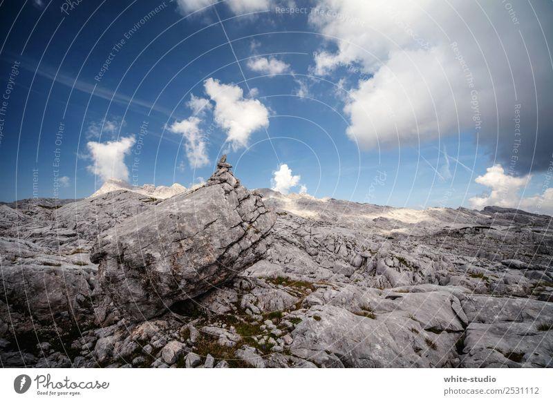 Steinernes Meer Natur Sommer Pflanze Landschaft Berge u. Gebirge Umwelt Felsen Alpen Urelemente Aggression Berchtesgadener Alpen