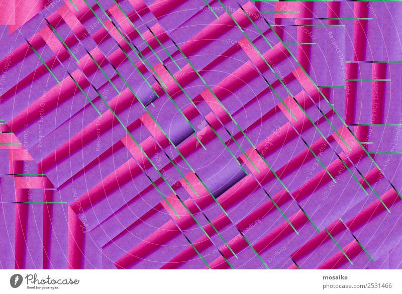 Mustermix - buntes Design Lifestyle elegant Stil Glück Dekoration & Verzierung Tapete Hochzeit Kunst Kunstwerk Papier ästhetisch trendy violett rosa Euphorie