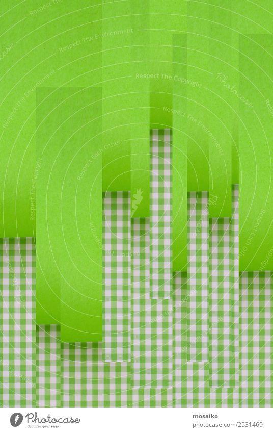 Kind grün Lifestyle Gesundheit Stil Kunst Party Textfreiraum Design Zufriedenheit Dekoration & Verzierung elegant frisch ästhetisch Kreativität Geschenk