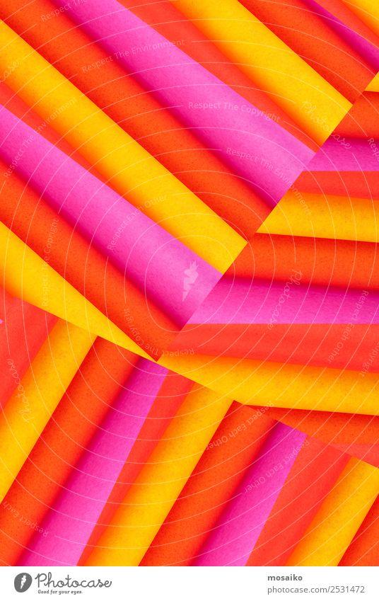 Kind Lifestyle gelb Glück Kunst Spielen Feste & Feiern Party orange rosa Design Dekoration & Verzierung elegant Geburtstag Kreativität Romantik