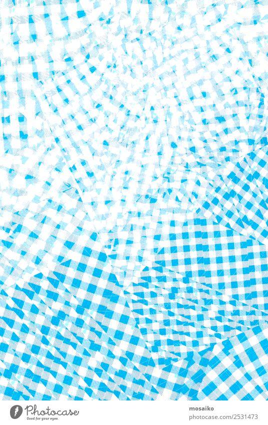 Mustermix - blaues Design Glück Dekoration & Verzierung Tapete Party Veranstaltung Oktoberfest Baby Junge Kunst Papier Ornament weiß Kreativität Postkarte