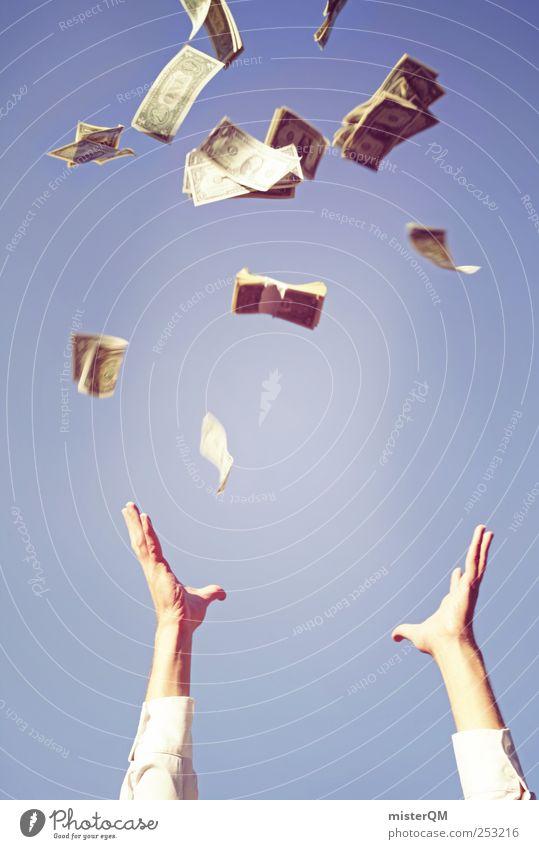 Money Management. Freude Business Erfolg Geld Lifestyle Geldinstitut Reichtum Wirtschaft Karriere Geldscheine Griechenland Kapitalwirtschaft Börse Konsum Angeben verschwenden
