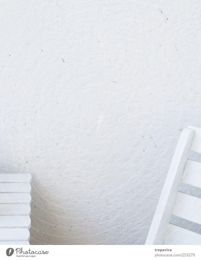 weisse welt weiß Farbe Einsamkeit ruhig Ferne kalt Schnee Gefühle Holz Kunst Stimmung sitzen Ordnung Design ästhetisch Häusliches Leben