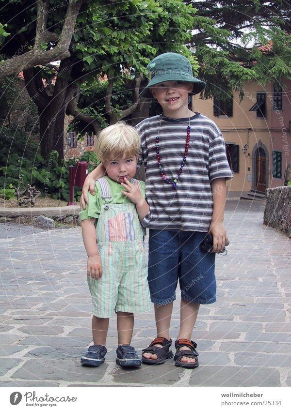 suess Kind Sommer Ferien & Urlaub & Reisen Familie & Verwandtschaft Geschwister
