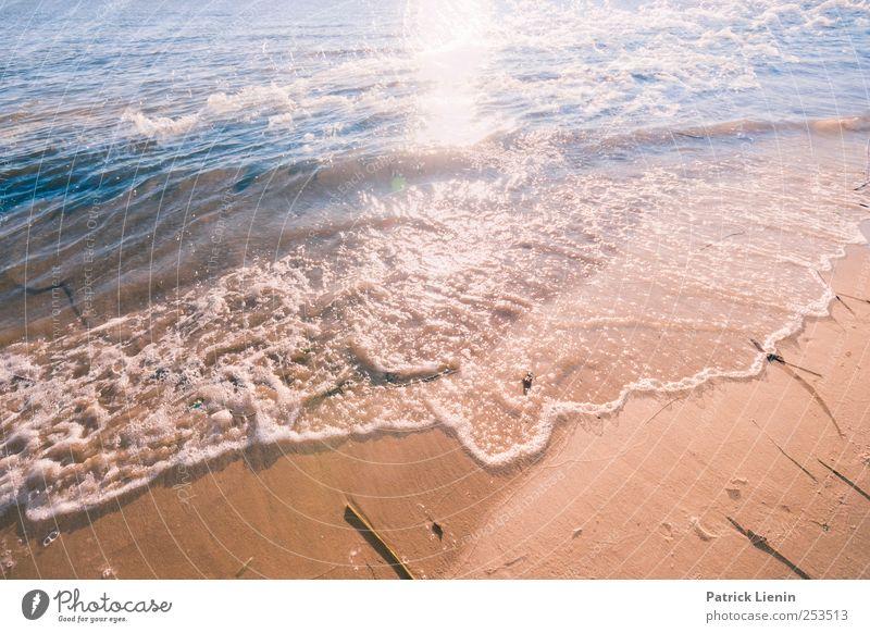 Just breathe Natur Wasser schön Ferien & Urlaub & Reisen Sonne Sommer Meer Strand Ferne Umwelt Landschaft Freiheit Küste Wetter Wellen Freizeit & Hobby