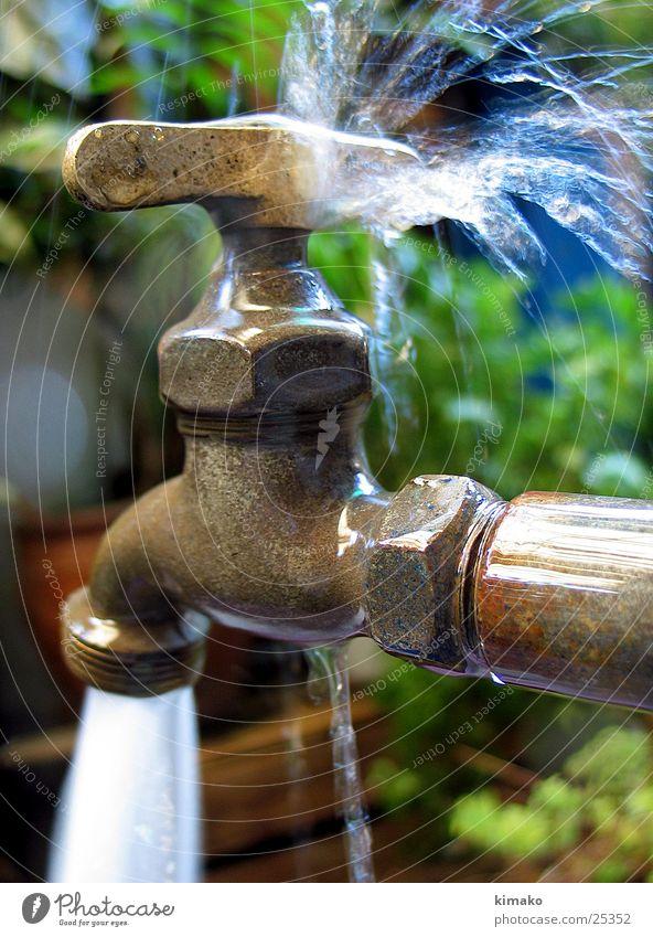 Wasserventilator Dinge Haus Makroaufnahme Nahaufnahme water