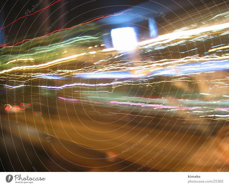 Faster & Faster Fototechnik velocidad lights Licht schnelle Lichter fast lights Mexiko
