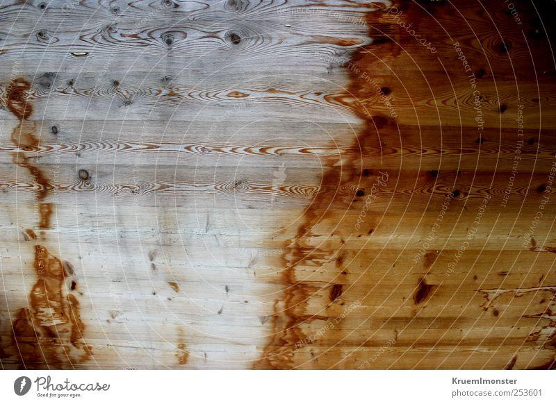 Zwei Gesichter Kunst Umwelt Natur Urelemente Feuer Holz alt ästhetisch authentisch historisch schön einzigartig retro stark braun gelb Farbfoto Außenaufnahme
