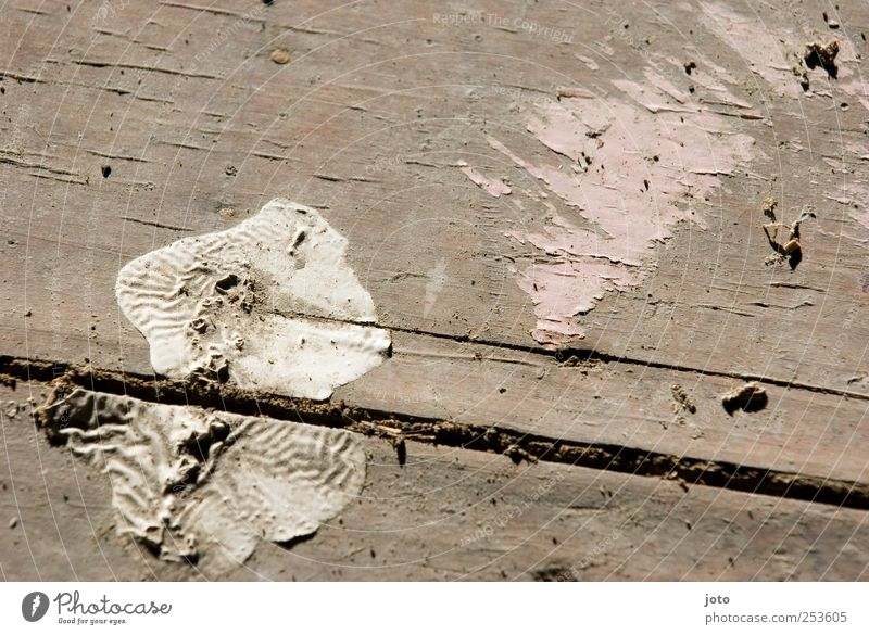Brett alt Holz Farbstoff Kunst Hintergrundbild Boden einzigartig streichen Spuren verfallen Zaun Riss Terrasse trendy Fleck Holzbrett