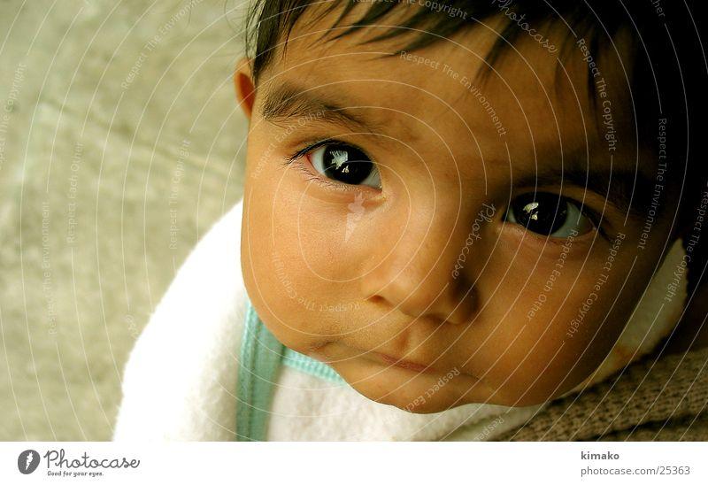 Ami Kind Baby Mexiko Porträt