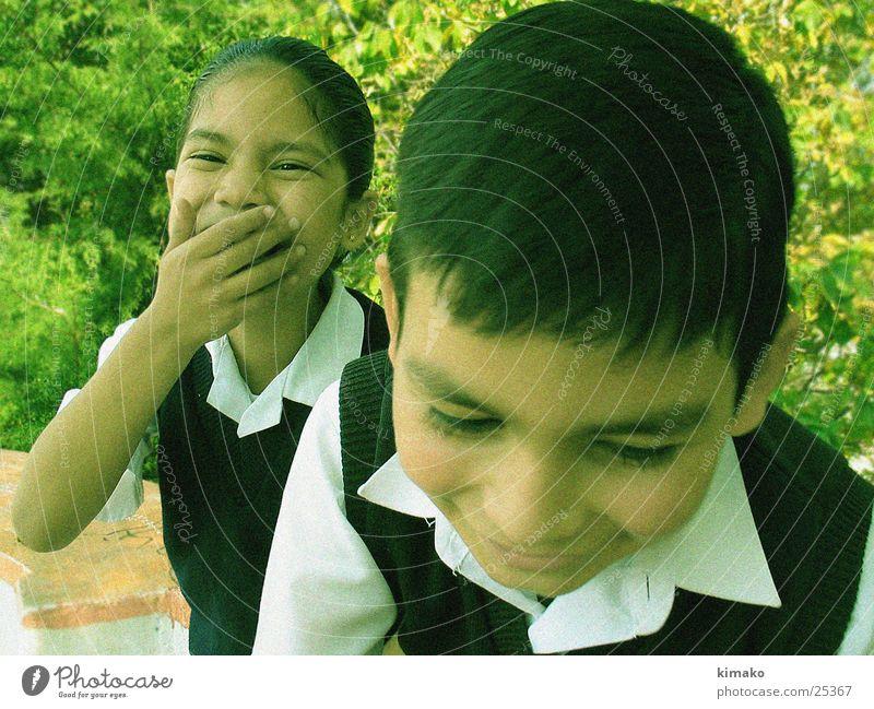 Traviezos Kind grinsen child children Mexiko niños