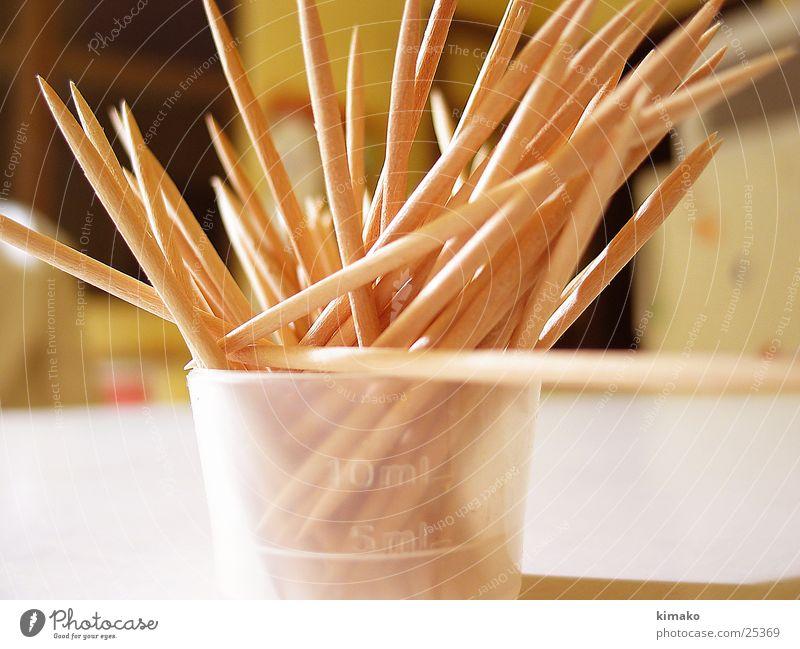 small sticks Stock Makroaufnahme klein Nahaufnahme teeth palillos mondadientes Mexiko