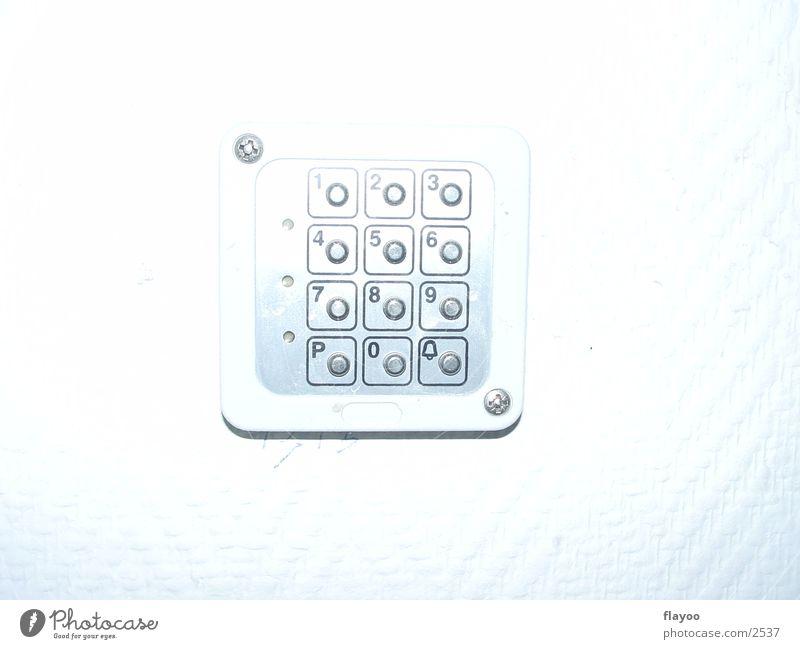 Code Technik & Technologie Ziffern & Zahlen Kennwort Informationstechnologie Elektrisches Gerät Türöffner