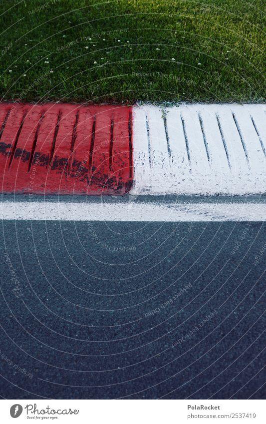 #A# Speed Kunst ästhetisch Motorsport Rennbahn Geschwindigkeit Asphalt Fahrradbremse Fahrbahn Fahrbahnmarkierung Formel 1 Farbfoto Gedeckte Farben Außenaufnahme