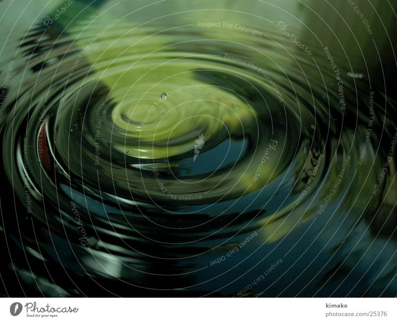 Mehr Wasser Wellen Makroaufnahme water agua wave Mexiko drop Wassertropfen