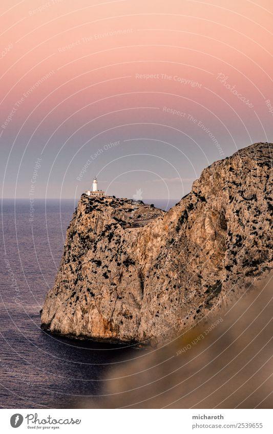 Cap de Formentor Ferien & Urlaub & Reisen Tourismus Ausflug Abenteuer Ferne Freiheit Sightseeing Kreuzfahrt Sommer Sommerurlaub Meer Natur Klima Schönes Wetter