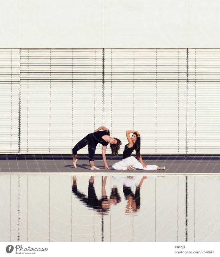 Modern Dance meets Hip-Hop IV feminin Junge Frau Jugendliche 2 Mensch 18-30 Jahre Erwachsene Tanzen Tanzveranstaltung Tänzer Veranstaltung Show trendy