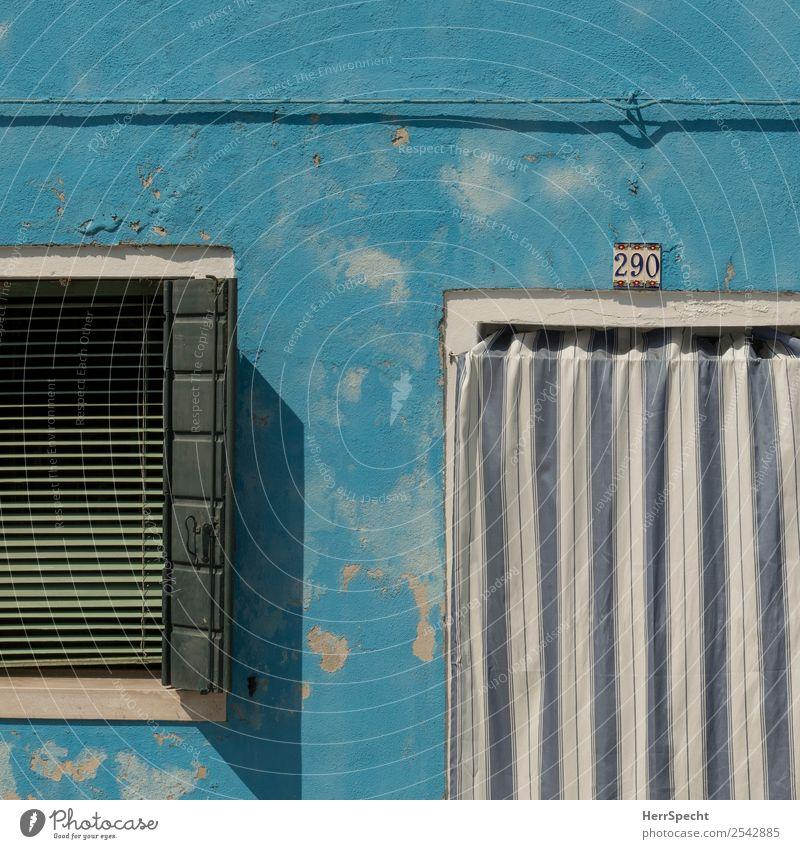 Burano colors Ferien & Urlaub & Reisen Tourismus Ausflug Städtereise Dorf Fischerdorf Kleinstadt Altstadt Haus Bauwerk Gebäude Architektur Mauer Wand Fassade