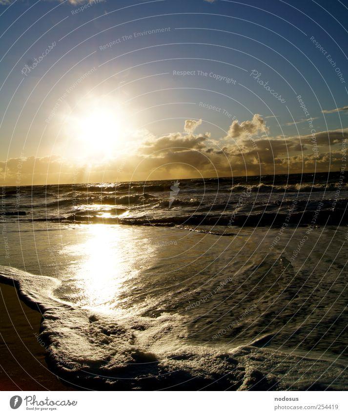 Sylter Sun Ferien & Urlaub & Reisen Sonne Meer Sommer Strand Freude ruhig Erholung Leben Küste Glück Zufriedenheit Schwimmen & Baden Freizeit & Hobby Insel