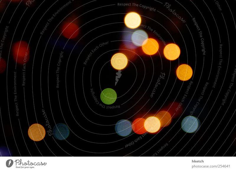 Feuerwerk für Föni Licht Dunkelheit dunkel Lichtpunkte bunt glitzern feiern Freude Jubel Geburtstag