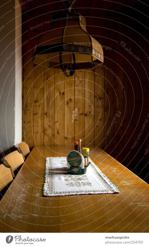 gastwirtschaft Ferien & Urlaub & Reisen Erholung Berge u. Gebirge Stil Lebensmittel Design Tourismus Ernährung genießen Ausflug Alpen Kitsch Gastronomie Hütte Bioprodukte Frühstück
