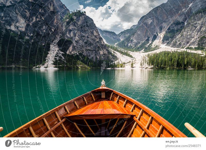 steinig | voraus Ferien & Urlaub & Reisen Tourismus Ausflug Abenteuer Ferne Freiheit Sommerurlaub Berge u. Gebirge Natur Landschaft Wolken Felsen Alpen