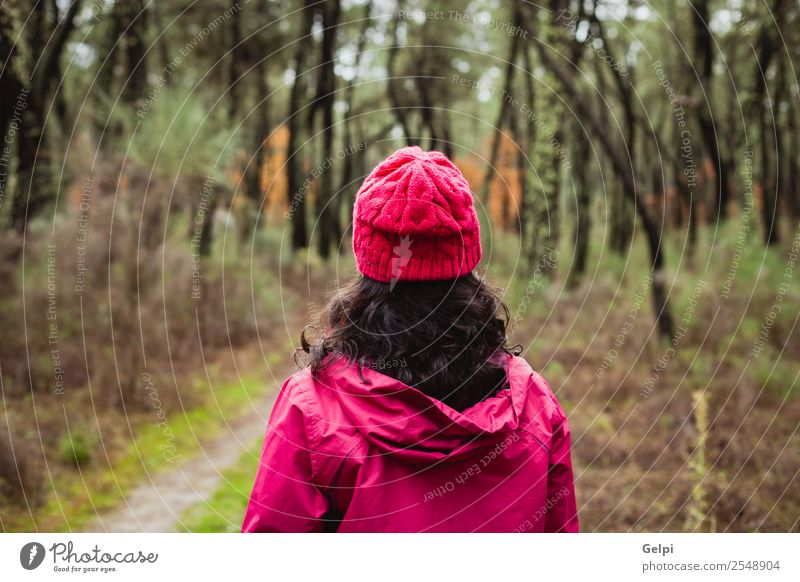 Wald reife frauen im Im Wald