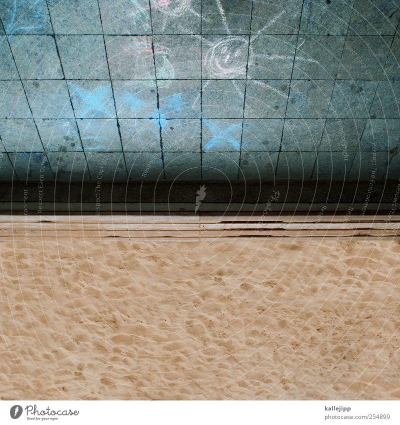 urlaubsreif Freizeit & Hobby Spielen Kinderspiel Ferien & Urlaub & Reisen Tourismus Sommer Sommerurlaub Sonne Sonnenbad Strand Meer Insel Wellen Umwelt Natur