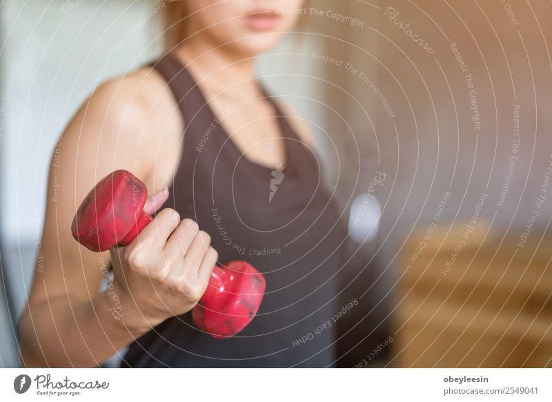 Mensch Jugendliche 18-30 Jahre Erwachsene Sport Körper Fitness Sport-Training Sportstätten