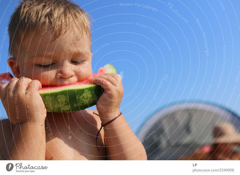 tropfende Wassermelone Frucht Ernährung Essen Bioprodukte Vegetarische Ernährung Diät Fasten Slowfood Lifestyle Gesundheit Gesundheitswesen Gesunde Ernährung