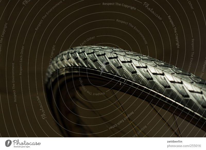 Fahrradreifen Verkehr Kunststoff Rad Reifenprofil trendy Gummi Verkehrsmittel Speichen Felge