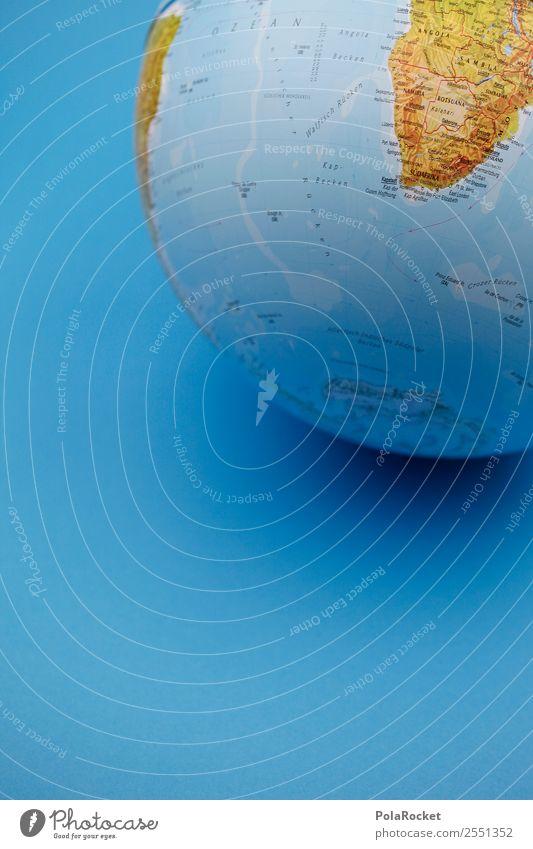 #A# Rundes Blau Umwelt Natur Landschaft Pflanze Klima Klimawandel Wetter Schönes Wetter Erde Globus rund Planet Weltkarte blau Umweltschutz Umweltverschmutzung